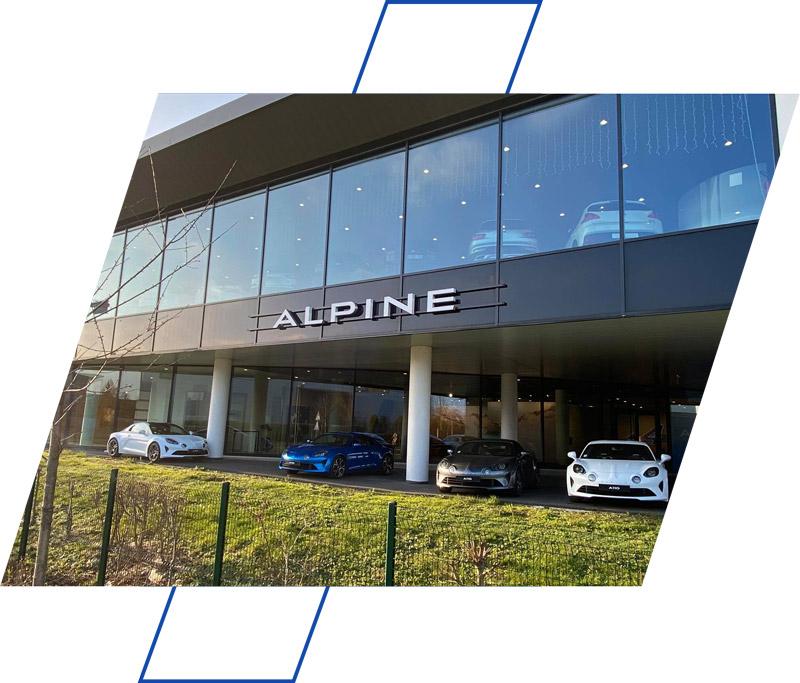 Notre centre Alpine