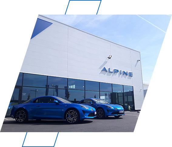 Centre Alpine